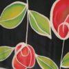 chal rosas rojas